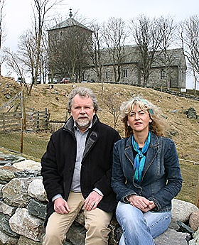 """""""Radarjakt etter Harald Hårfagre"""". Dagbladet, 2006."""