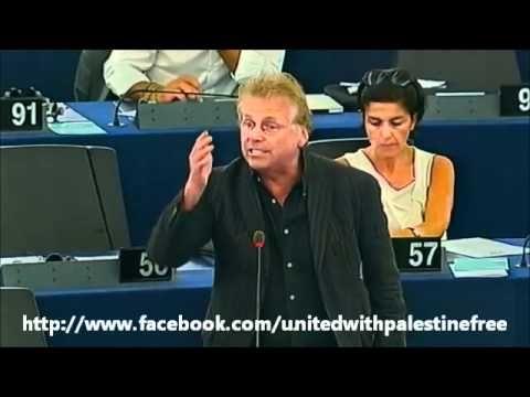 Palestine vs Israël 2012  : Coup de gueule de Daniel Cohn-Bendit Parleme...