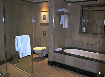 Bathroom, junior-suite