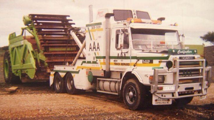 Tow trucks
