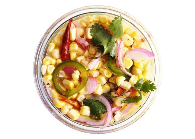 Pickled Corn | Vegetable recipes | Pinterest