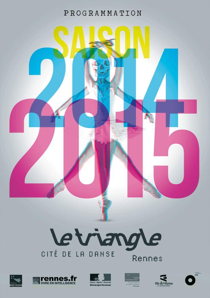 Le Triangle - Saison 2014/2015