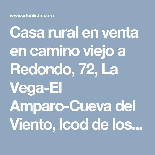 Casa rural en venta en camino viejo a Redondo, 72, La Vega-El Amparo-Cueva del Viento, Icod de los Vinos