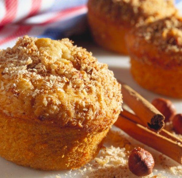 I muffin alla cannella sono la ricetta perfetta per scaldare l'autunno e…