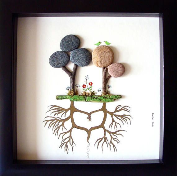 410 best One of a kind gifts images on Pinterest | Pebble art ...
