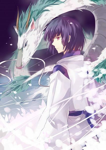 Spirited Away's Haku