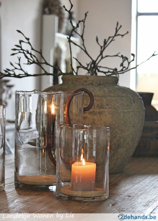 Twigs and Vase/Pot