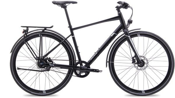 Marin Fairfax SC6 DLX 700c  2017 - Hybrid Sports Bike