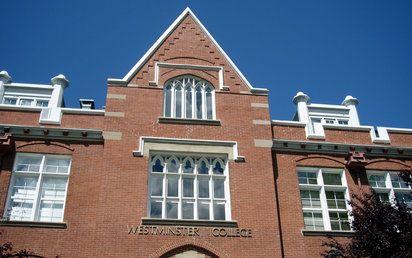 Utah: Westminster College in Salt Lake City
