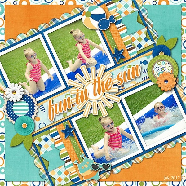Pool Layouts 129 best scrapbook poolside images on pinterest | scrapbooking