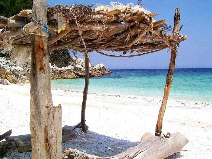 Thassos island. A small paradise near Thessaloniki, Greece / Grekland