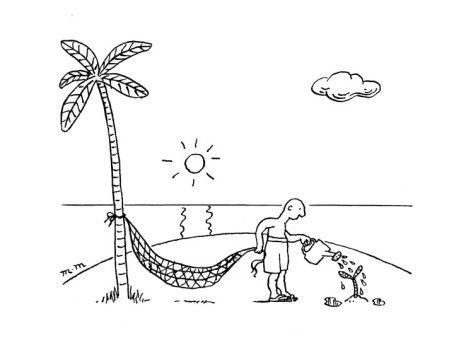 40 best Desert Island Cartoons images on Pinterest
