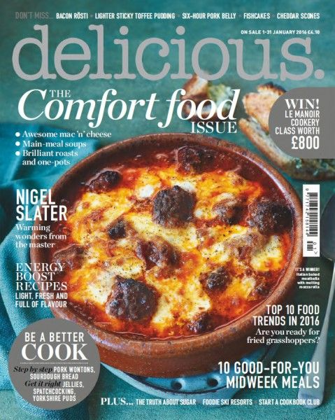 132 best food magazines images on pinterest food magazines la cucina italiana gennaio 2016 download free digital true pdf magazines freemags forumfinder Choice Image