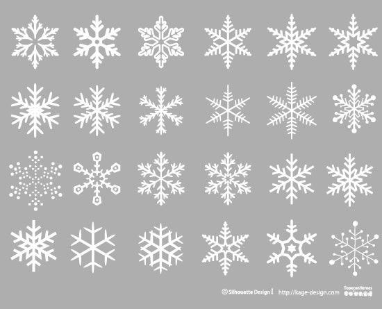 雪の結晶アドバンス