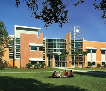 Jacksonville University, Jacksonville Florida; my first home away from home