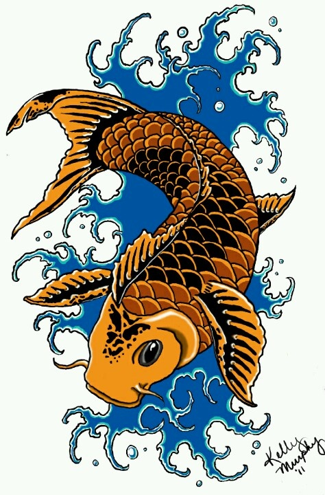 34 best images about my work on pinterest merry for Koi for sale houston