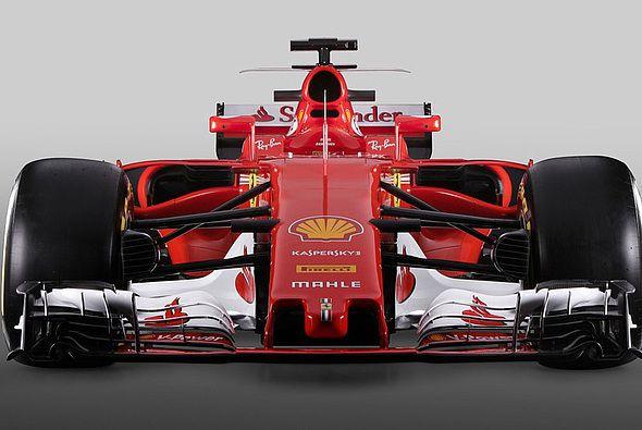 Ferrari stellt neues Auto vor: Rote Göttin 2017 - Formel 1 - Motorsport-Magazin.com