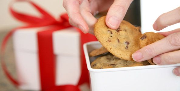 If there's one time of year when cookies rule, it's the holiday season. When you're mailing cookies to far-away friends or family, you'll need to take extra care to make sure the cookies don't crumble before they arrive.