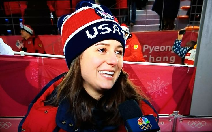 Emily Sweeney...part of the sport...I'm ok!  Not the way I wanted it to happen...but, I am stronger for it!   WOW!!!  Proud to be American!  Class Act!