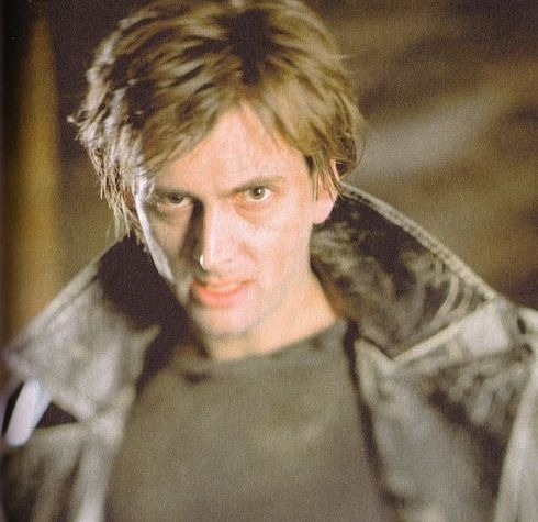"""Ranking The 50 Hottest Dudes Of The """"Harry Potter"""" Movies - DAVID. TENNANT. Barty Crouch Jr. is played by the Doctor with extra crazy eyes, and extra crazy tongue. Literally the most perfect thing I can imagine. -K.M."""