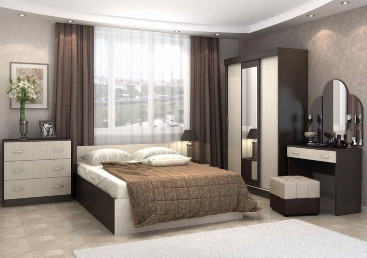 «Бася» Спальный гарнитур, набор №03 | спальные гарнитуры в интернет магазине мебели V5