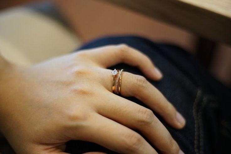 Motif Spiral Pada Cincin Pertunangan yang Bikin Pasanganmu Meleleh