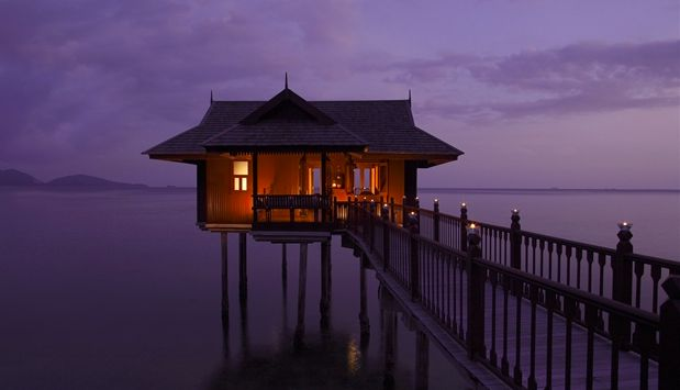 Pangkor Laut Island, Malasia