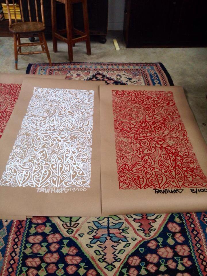 Prints by order. XXTT