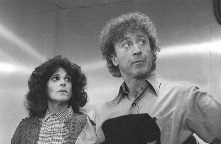 The love story of Gene Wilder and Gilda Radner, through the years