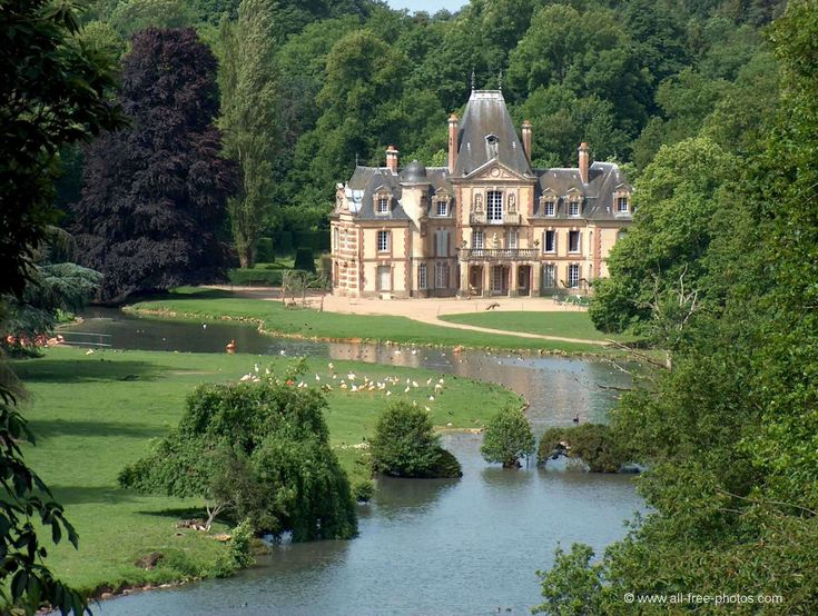Château de Sauvage - Rambouillet - France