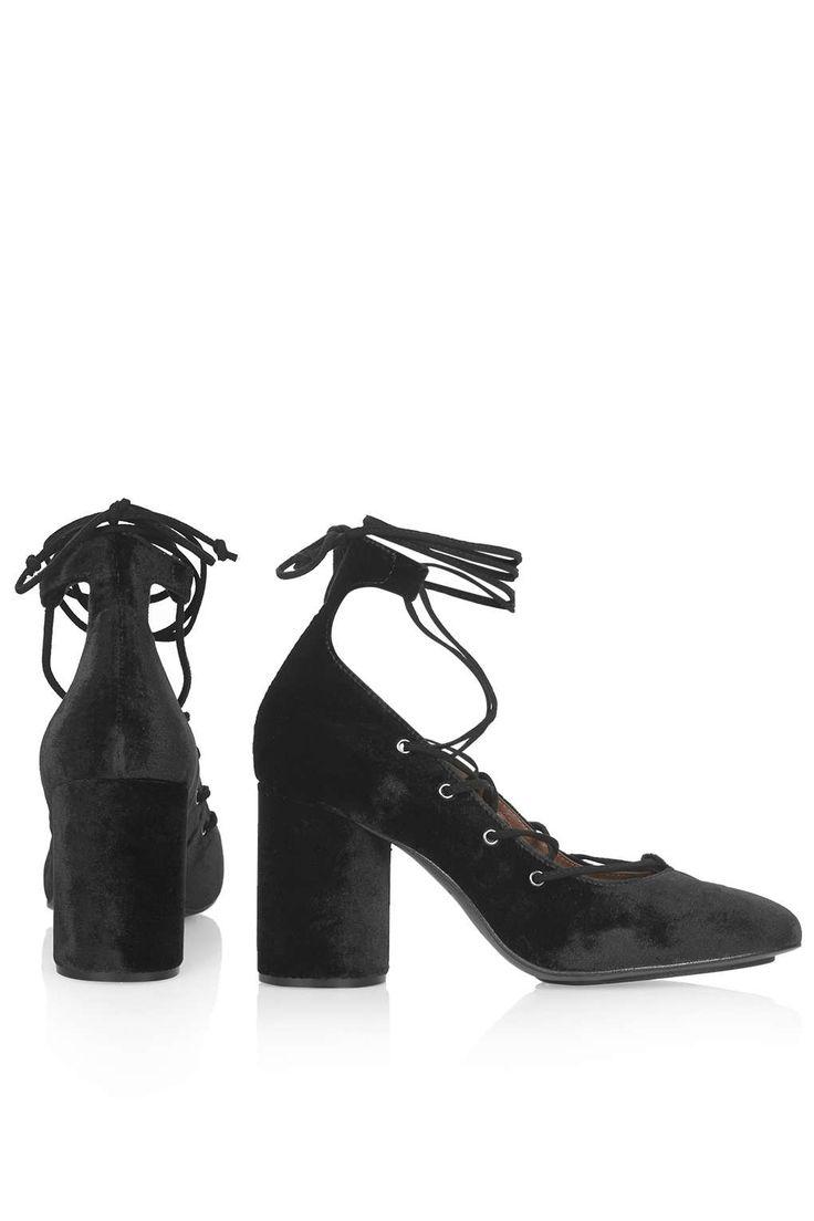 PRIZE Limtied Edition Ghillie Shoes - Topshop