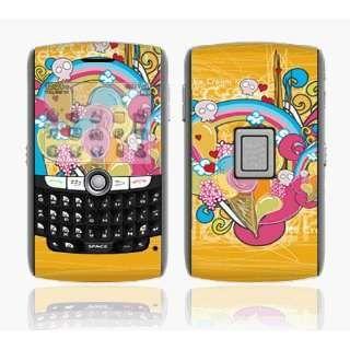 BlackBerry Wolrd 8800/8820/8830 Skin Sticker Cover   I Love Ice Cream
