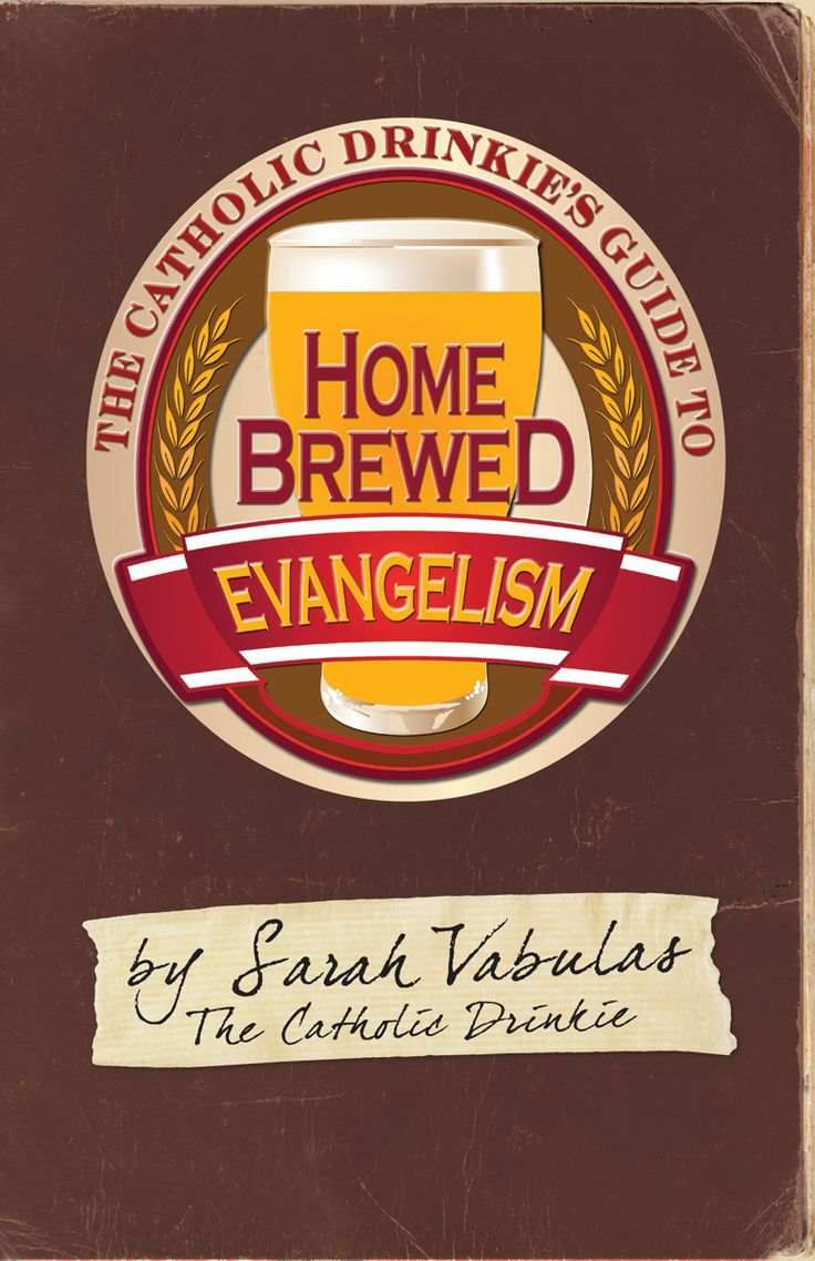 """ST. PATRICK'S DAY FREEBIE Click on the image to get a free recipe for St. Brigid beer from Sarah Vabulas's upcoming book, """"The Catholic Drinkie's Guide to Homebrewed Evangelism."""" For ordering information, click here: http://www.liguori.org/the-catholic-drinkie-s-guide-to-homebrewed-evangelism.html"""