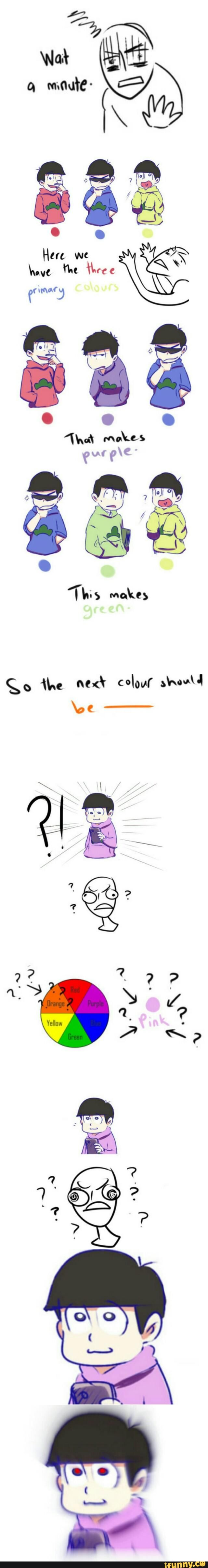 Osomatsu-san Glad I'm not the only one who noticed that.