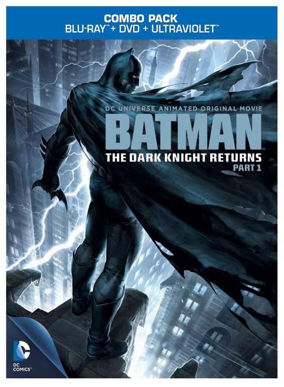 Batman - O Cavaleiro das Trevas | Animação ganha trailer  Baseada na clássica HQ de Frank Miller, versão animada será lançada em duas partes