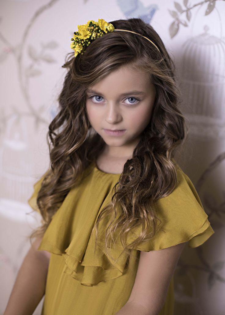 It's a perfect colour for Maria! Deni dress from Amelie et Sophie...