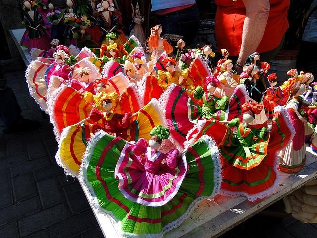 trajes regionales de mexico | traje tipico de jalisco munecas con traje tipico de jalisco realizadas ...