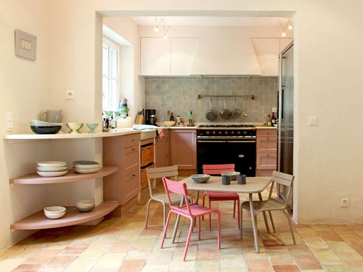 189 best Rêve de DECO cuisine images on Pinterest Kitchen ideas - deco maison avec poutre