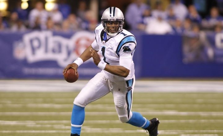 AP Offensive Rookie of the Year - Cam Newton - WooHoo