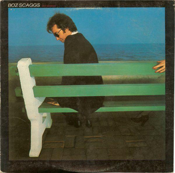 Boz Scaggs - Silk Degrees (1976) (front)