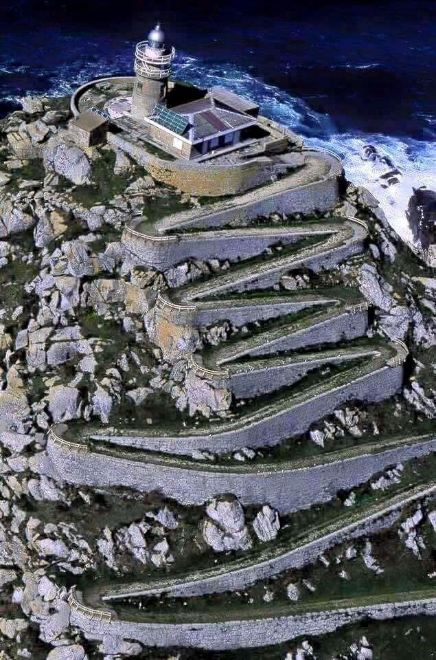 Faro Islas Cíes Galicia