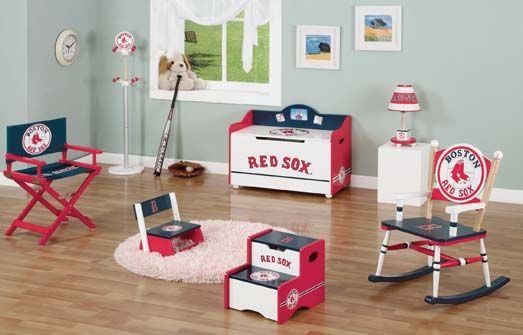 If my husband has anything to do with it...our nursery will look like this. haha