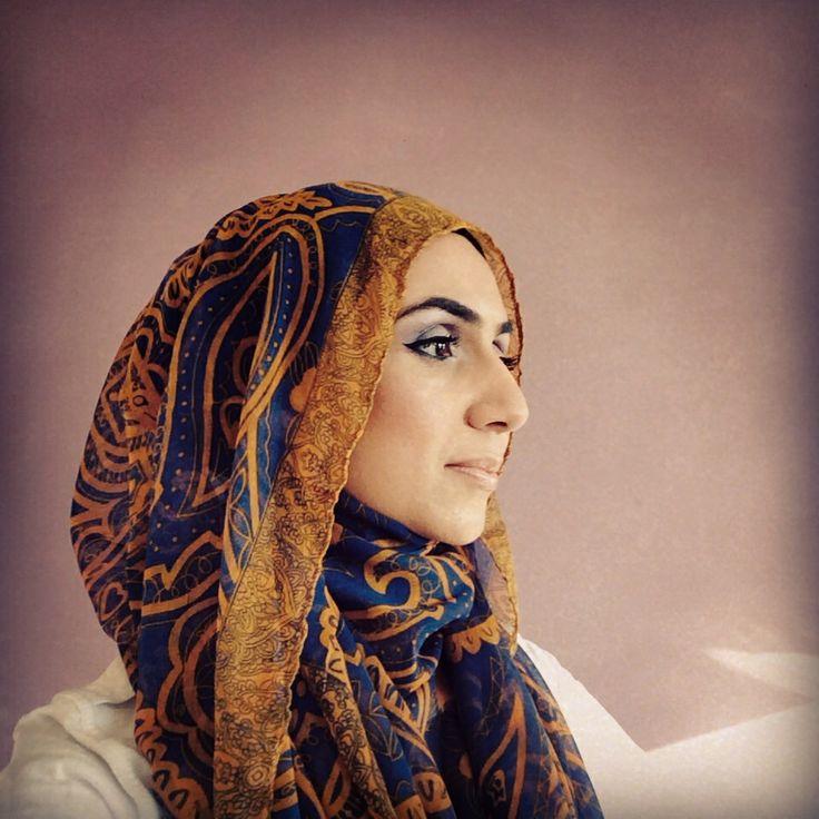 Ahlaam Modest Vogue New 2014 Hijabs