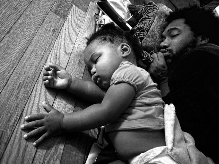 PowerfulImages That Shatter the Stereotype of the Absent Black Father