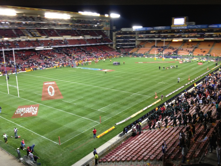 Newlands Rugby, box seats, love it!! Cape Town
