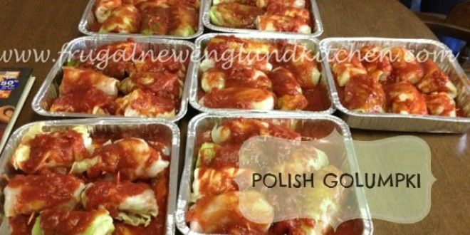 Authentic Polish Golumpki Recipe Stuffed Cabbage Rolls Polish Food http://frugalnewenglandkitchen.com/authentic-polish-golumpki-recipe-stuffed-cabbage-rolls-polish-food/