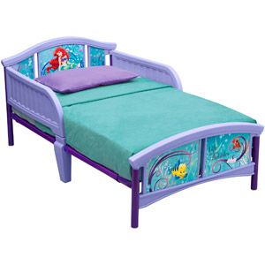 Disney Little Mermaid Toddler Bed
