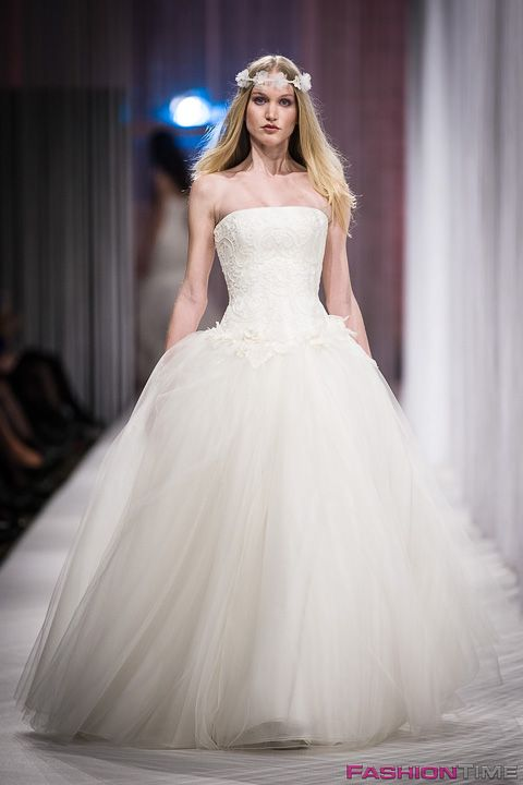 Daalarna Wedding Dress _ NEW COLLECTION 2014