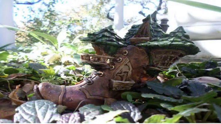Fairy Houses, Fairy Gardens & Miniature Gardening