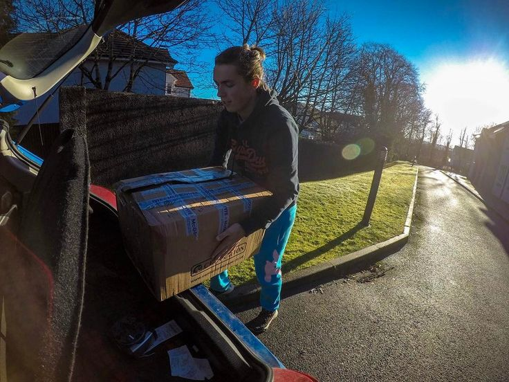 IT'S MOVING DAY and the sun is shining! Can't wait to get all set up in our new place  @gopro #scotland #HERO5 . .  GoPro HERO5 Black - Photo Mode WDR on . . . #GoPro #home #goprooftheday #sun #goproawards #goprofamily #goprotravel #move #photooftheday #theoutbound #travel #explore #goprouniverse #travelgram #newhome #instagoodmyphoto #stunning #goprohero5 #citylife #firstworldproblems #outdoors #beahero #outdoortodolist #justgoshoot #flat #apartment #peoplescreative #roadtrip…